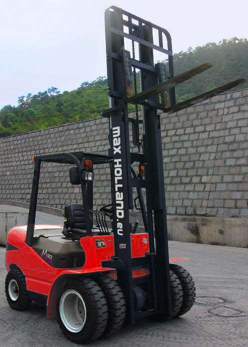 Max Holland Forklift Options